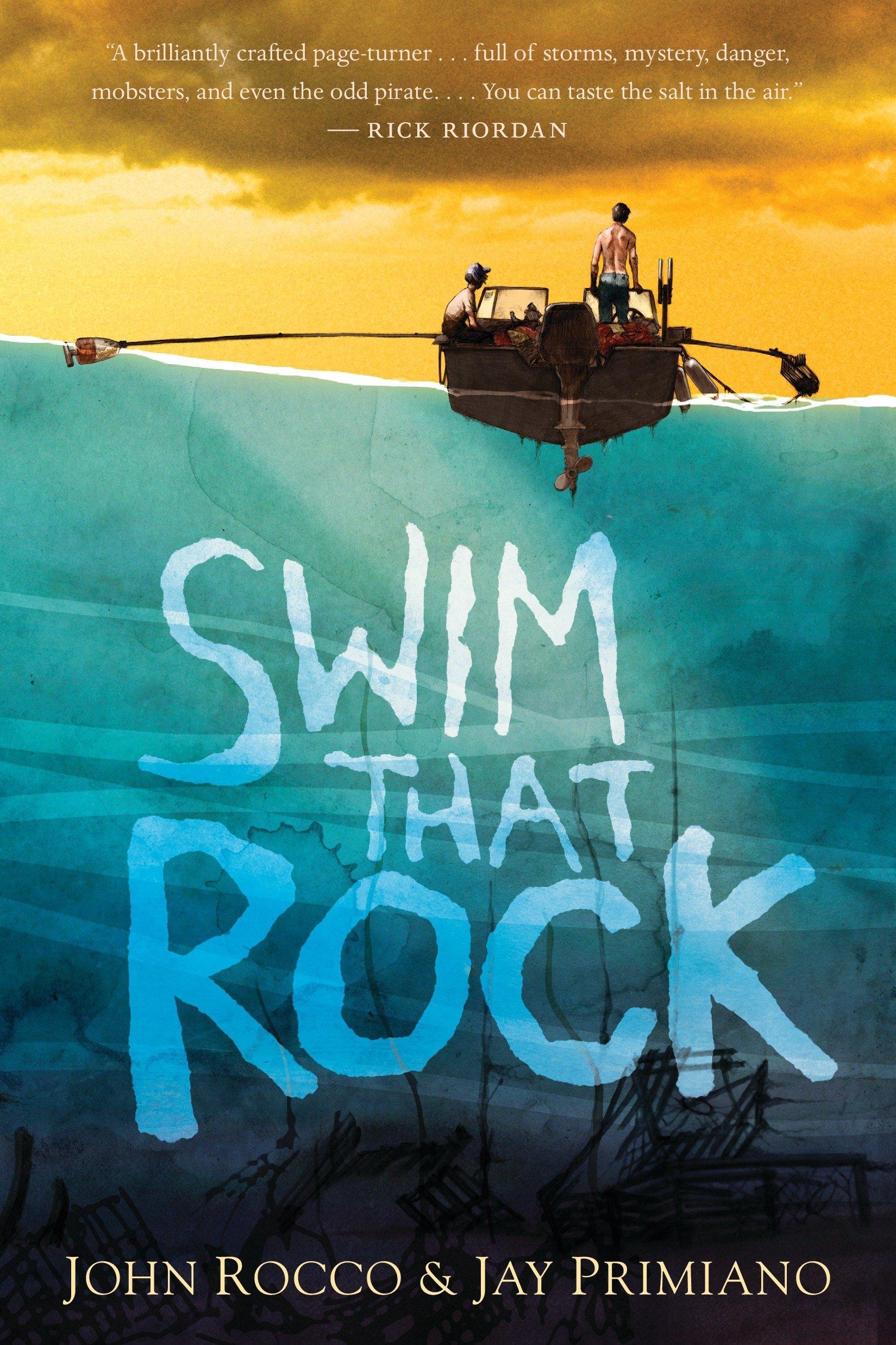 Download Swim That Rock pdf