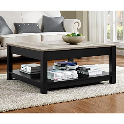 Attirant Amazon.com: The Gray Barn Latigo Distressed Finish Coffee Table: Kitchen U0026  Dining