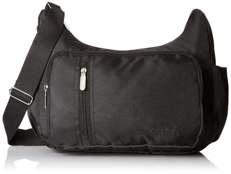 Suvelle Slouch Travel Crossbody Bag, Handbag, Purse, Shoulder Bag 2054