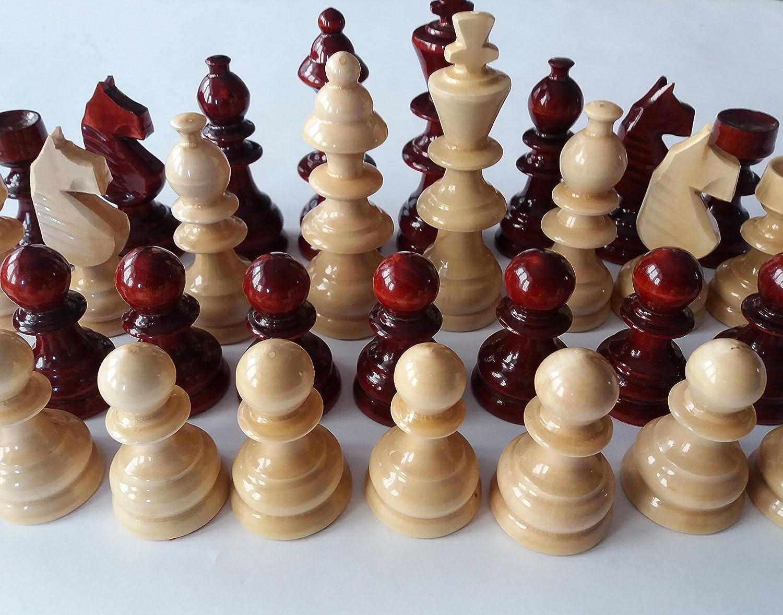 Enorme pezzo di scacchi set nuovo disegno a mano speciale design ciliegio grande colore, re è 12 cm regalo giocattolo gioco educativo da tavolo