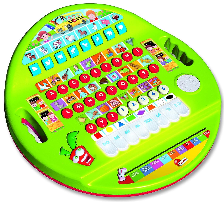 Lisciani Giochi Carotina Preschool La Super Scuola dei Bambini, 55913 Liscianigiochi Italy