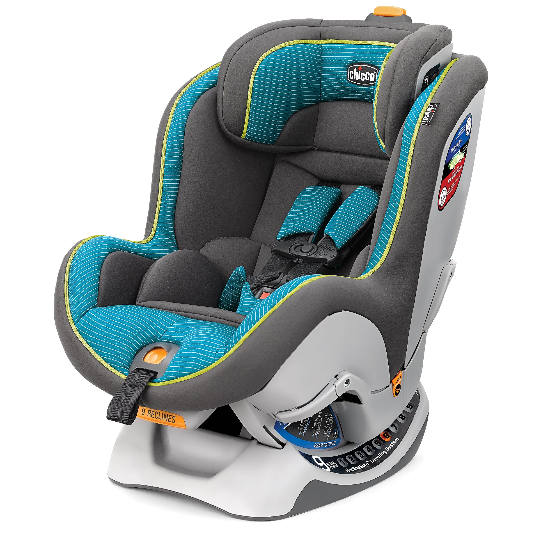 Chicco NextFit CX Convertible Car Seat, Skylight