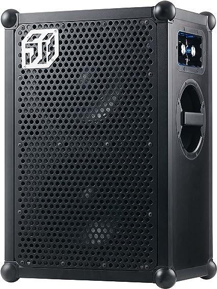 SOUNDBOKS 10 - The Loudest Wireless Bluetooth Speaker, Includes BATTERYBOKS  – Black