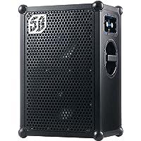 SOUNDBOKS 2 BLACK EDITION - Enceinte d'extérieur portative sans fil (Bluetooth) - Son puissant (122db) - Ultra-longue autonomie (40h) - Résistant et robuste
