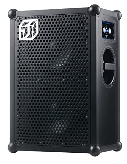 807dfd14699696 SOUNDBOKS 2 - The Loudest Wireless Bluetooth Speaker, Includes BATTERYBOKS  - Black