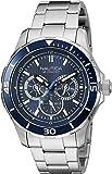 Nautica Men's NAD16528G NST 10 Analog Display Quartz Blue Watch