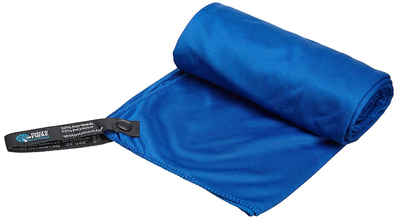 Sea To Summit - Pocket Towel L, color berry, talla 120 x 60 cm 1012438110