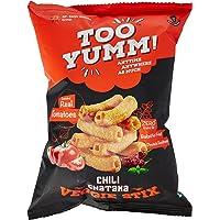 TooYumm! Veggie Stix, Chilly Chataka 56g