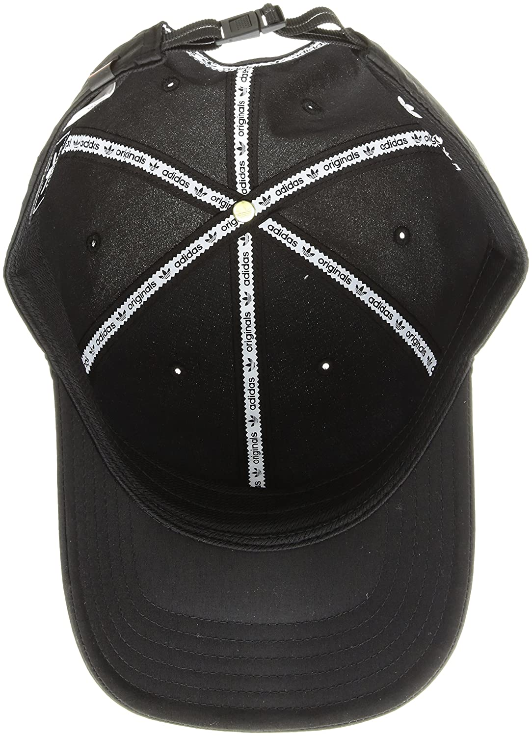 a60f05326b1 Amazon.com  adidas Men s Originals Modern Relaxed Adjustable Strapback Cap