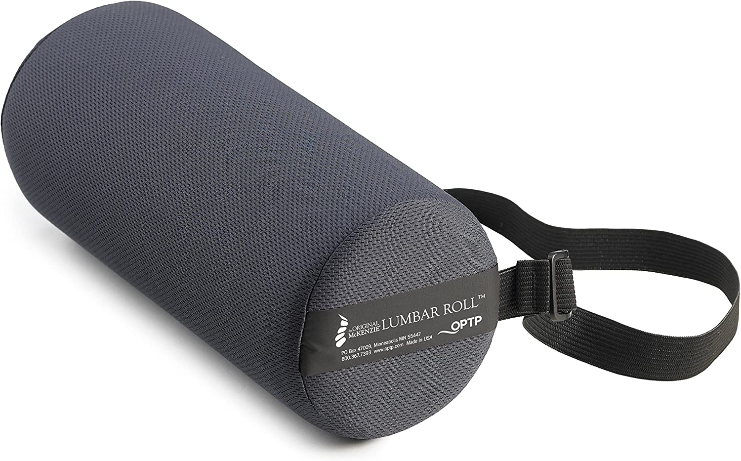 The Original McKenzie Lumbar Roll by OPTP - Low Back Support for Office Chairs and Car Seats: Health & Personal Care
