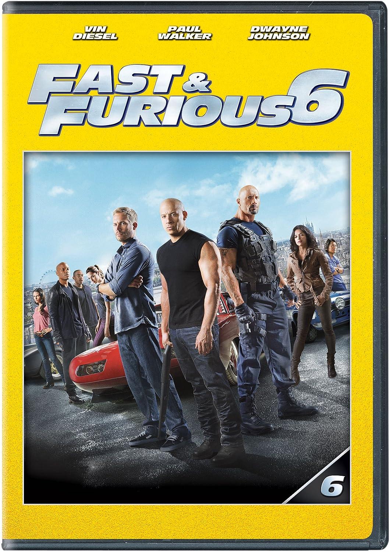 Amazon.com: Fast & Furious 6: Vin Diesel, Paul Walker ...