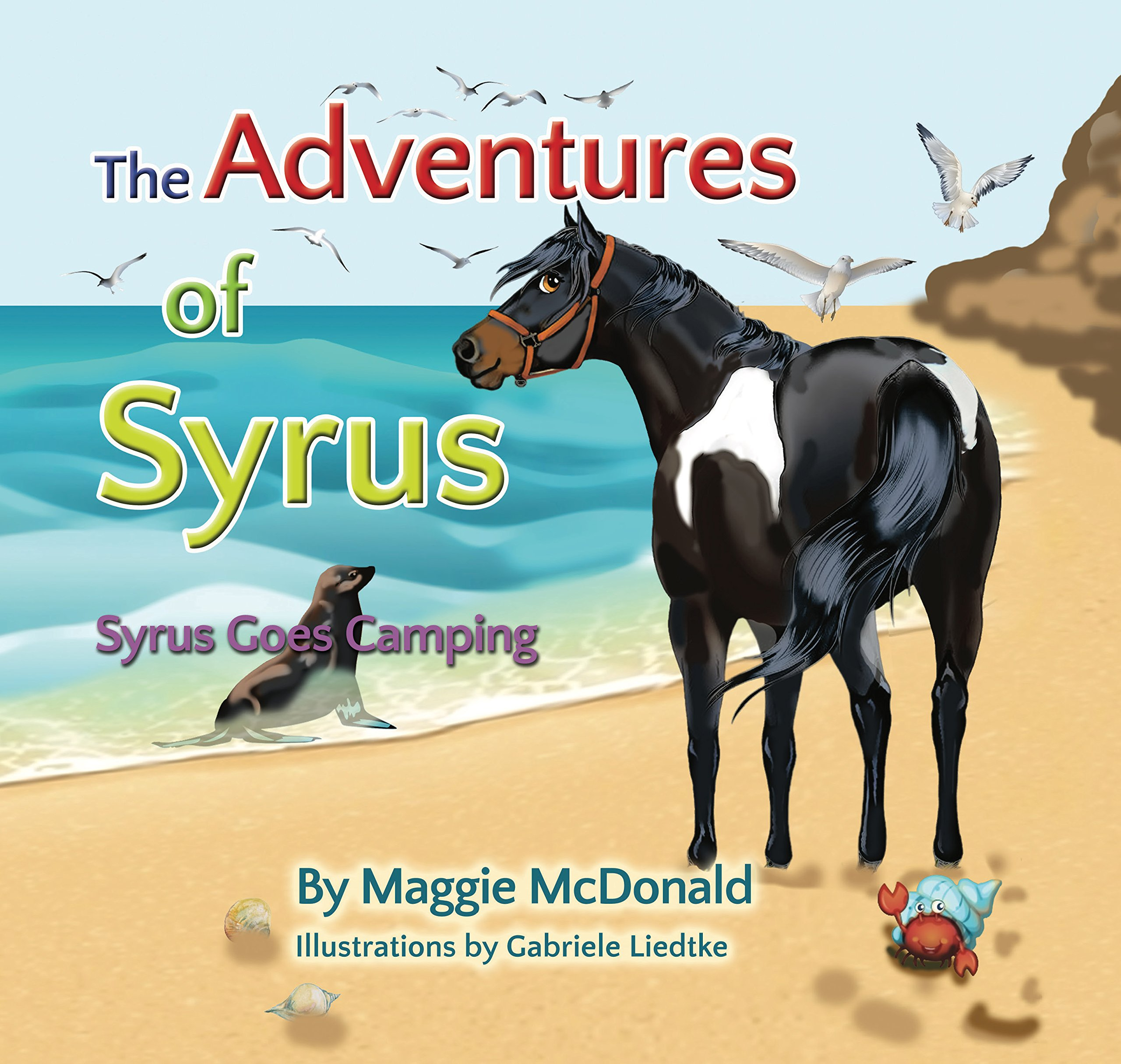 Syrus Goes Camping (The Adventures of Syrus) pdf epub