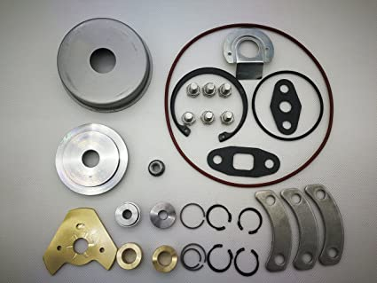 VOLVO D12D Heavy Duty Holset HX52 3599996 Turbo HX55 HX55W Repair Rebuild Service Kit