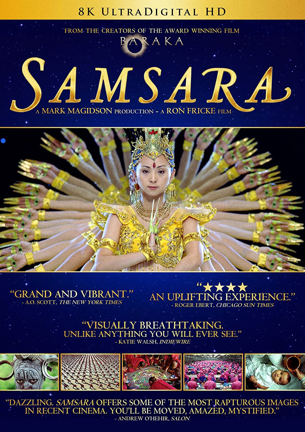Amazon.com: Samsara: Ron Fricke: Movies & TV