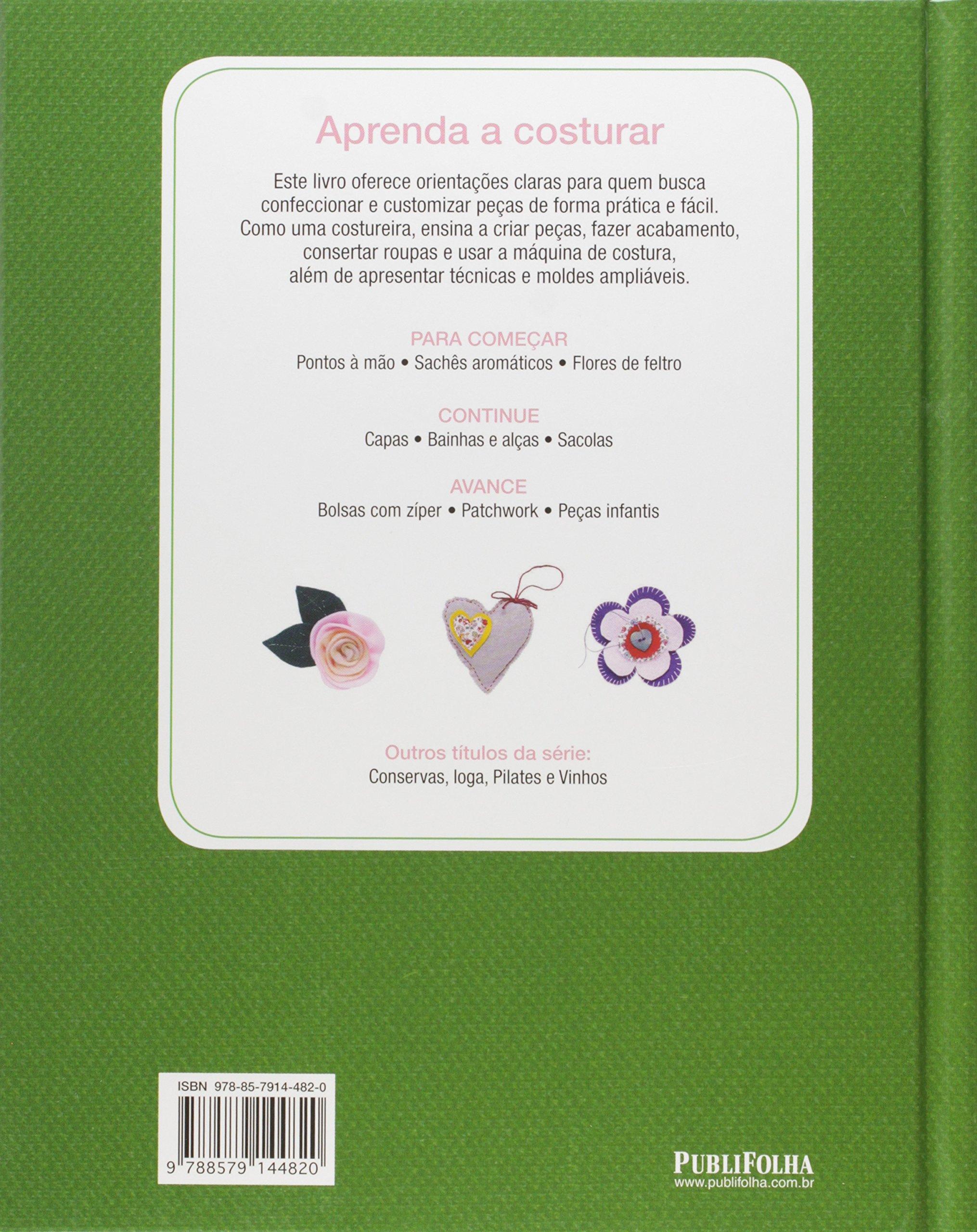 Curso Essencial De Costura (Em Portuguese do Brasil): Amazon.es: Hilary Mandleberg: Libros