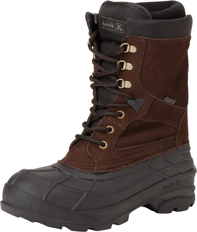 Kamik Nationplus Winter Hiking Boot