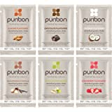 Wholefood Protein Shake Trial Box (6 x 40g) Ideal for weight loss & post exercise recovery - 100% natural meal replacement - Breakfast smoothie for men & women - Drink or mix into porridge or yogurt
