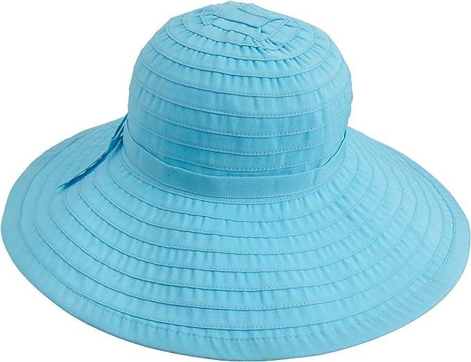 San Diego Hat Company Women/'s   Ribbon Braid Xl Brim Hat RBXl202