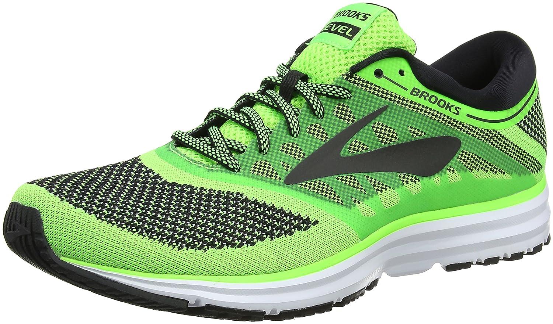 Brooks Revel, Chaussures de Running Homme 46.5 EU|Vert (Greenblackwhite 1d340) 1d340) (Greenblackwhite 3e8e08