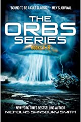 The Orbs Series Box Set (Books 1-3) Kindle Edition