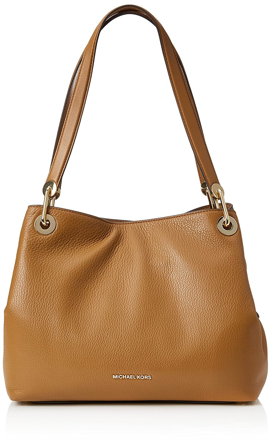 444428cd92791e canada michael kors raven large leather shoulder bag acorn handbags amazon  bdf0c fc65e