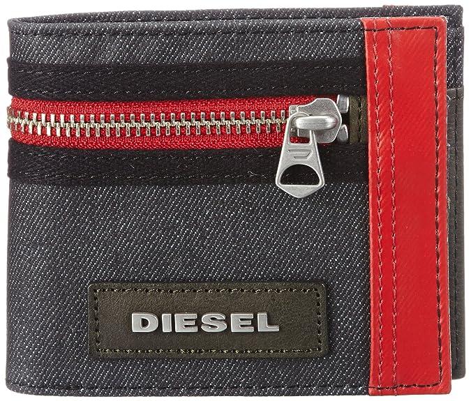 Diesel D-STR-Action HIRESH Small - Monedero de Lana Hombre ...