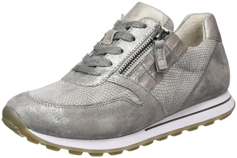 Gabor Damen Comfort Comfort Comfort Sneakers, Grau Grau (Grau Kombi 21) ad76df