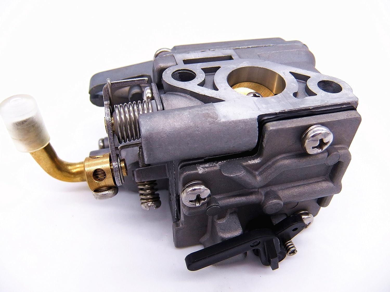 SouthMarine Boat Motor Carburetor Assy 69M-14301-10 for Yamaha 4-Stroke F2.5 Outboard Motors 69M