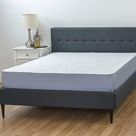 spring coil high density cool gel memory foam orthopedic mattress with removable cover 10u0026quot