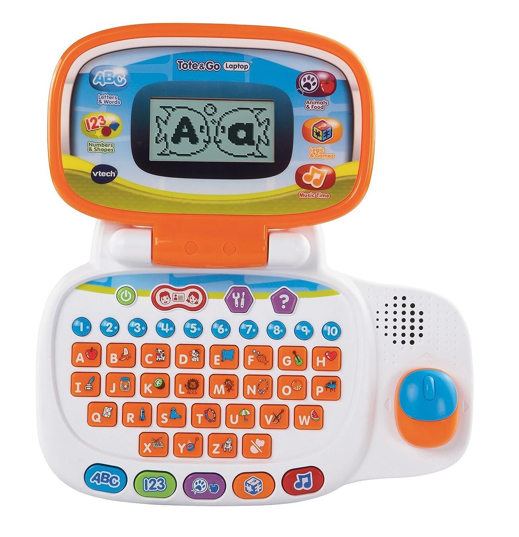a la venta VTech Tote Tote Tote and Go - Computadora portátil para niños (80-155400)  100% garantía genuina de contador