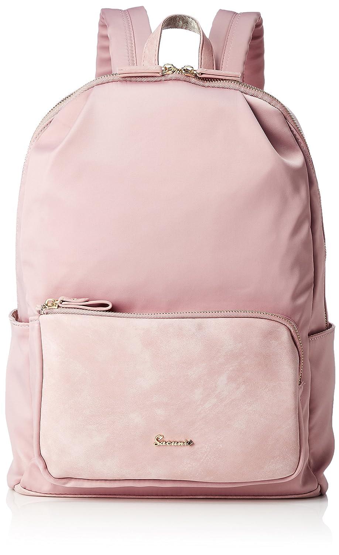 [サック] リュックサック フープ S43620 B079YSQKZG ピンク ピンク