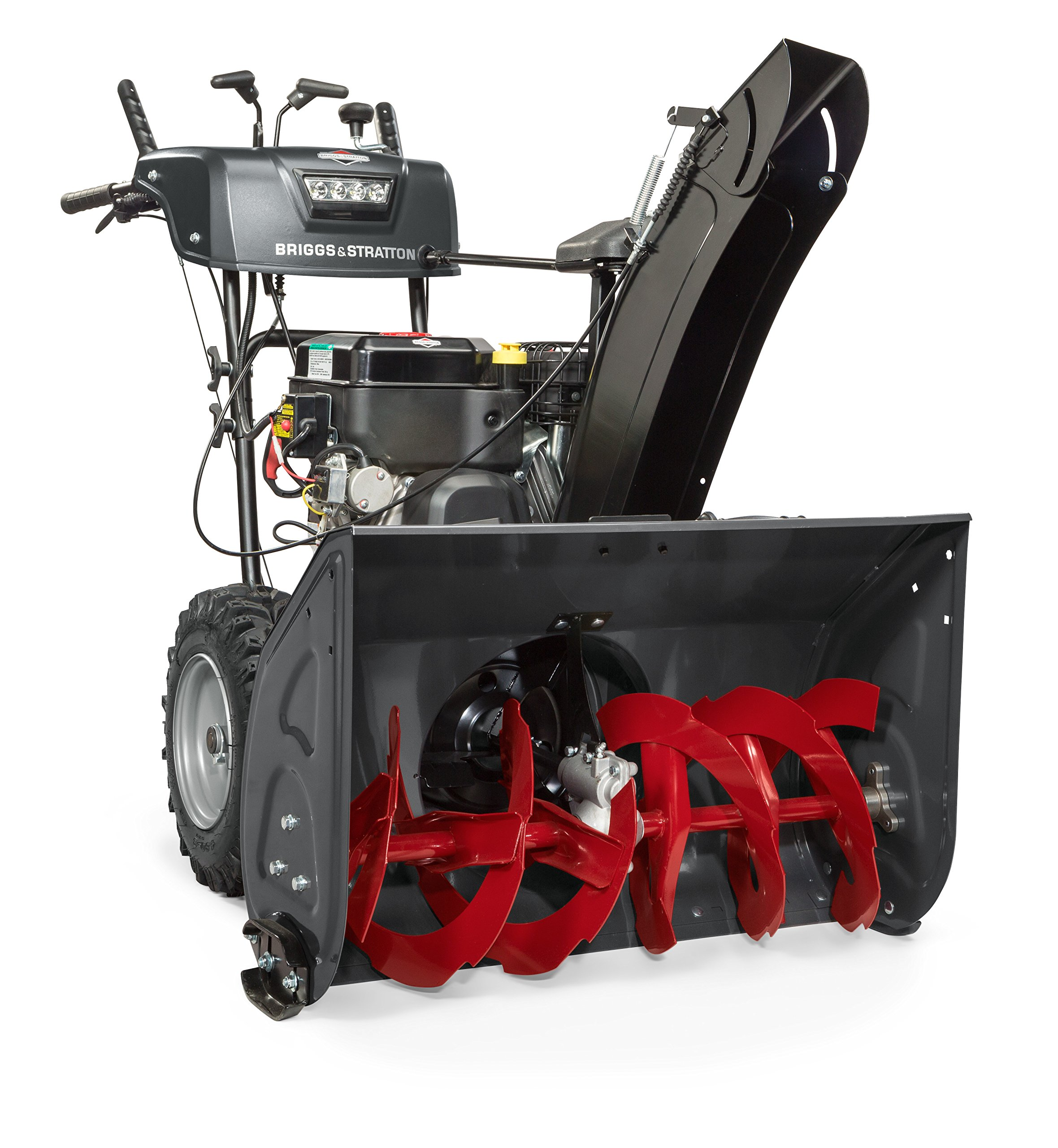 Briggs & Stratton 1530MDS Dual Stage Snowthrower Snow Thrower, 306cc by Briggs & Stratton (Image #1)