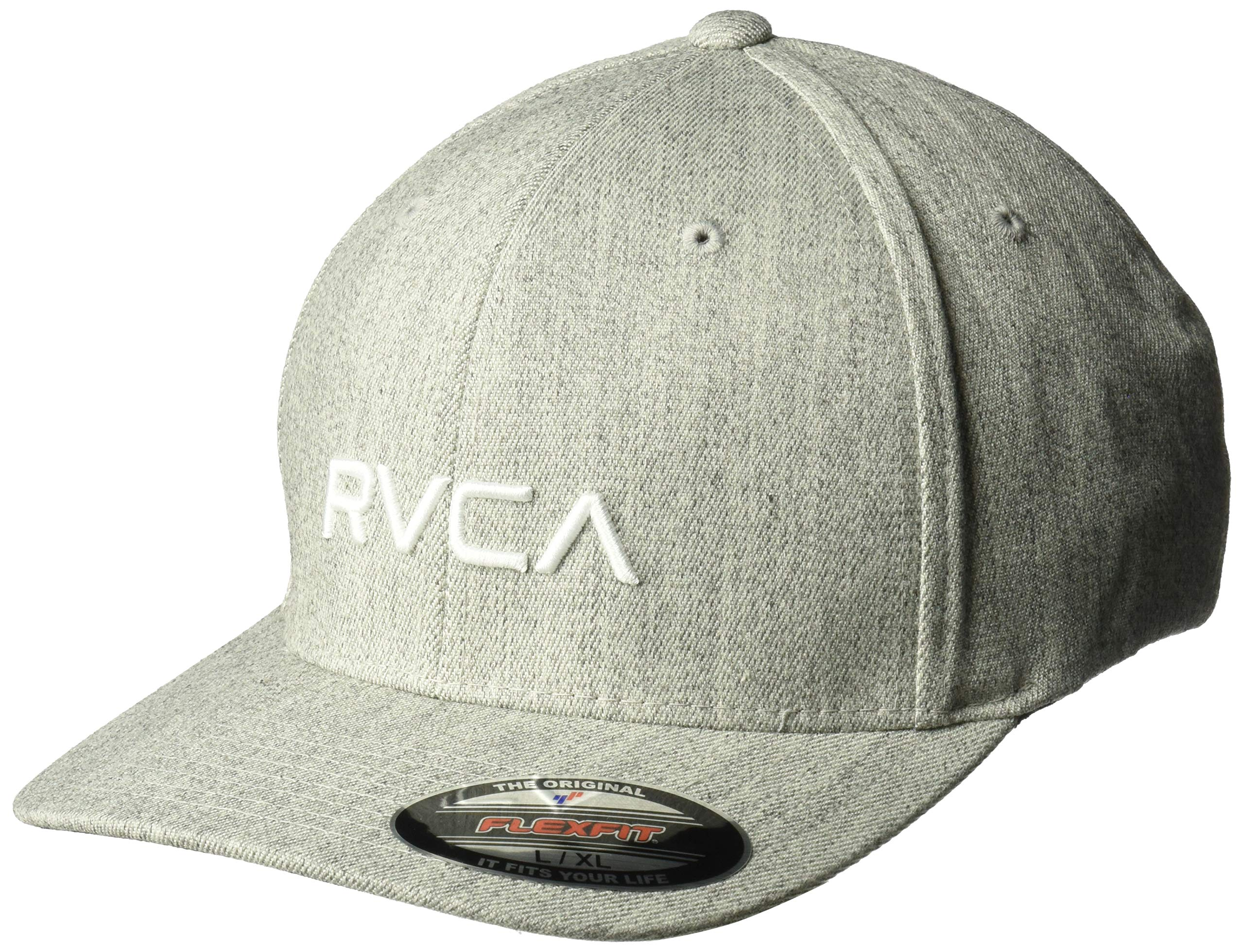 df5a61bb2fff2 RVCA Men s Flex Fit Hat