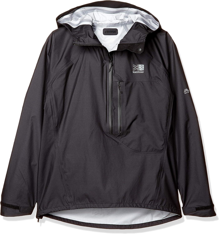 [カリマー] 3シーズン対応アノラックジャケット beaufort 3L anorak Ice Blue 日本 S (日本サイズS相当)