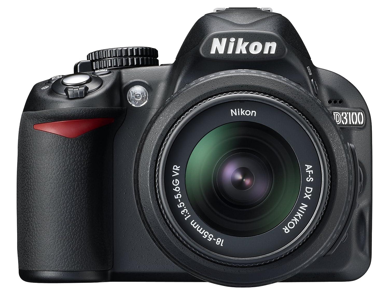Nikon D3100 SLR-Digitalkamera Kit inkl. AF-S DX 18-55: Amazon.de: Kamera