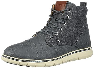 Tommy Hilfiger Men s Ferguson Fashion Boot Grey 8.5 Medium US 793153d915d40