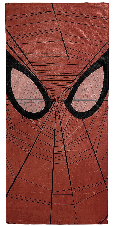 Marvel Spiderman Cotton 28 x 58 Beach/Bath/Pool Towel JF61112WMCD
