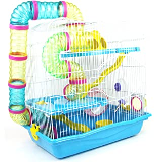 Aquarline Cebu Bird Cage, White: Amazon co uk: Pet Supplies