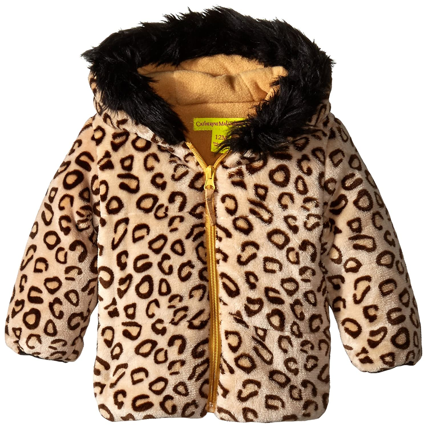Amazon Catherine Malandrino Baby Girls Leopard Print Jacket