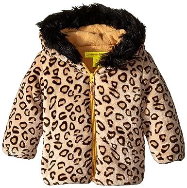 Amazon.com: Catherine Malandrino Baby-Girls Leopard Print Jacket