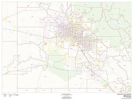 Zip Code Map Of Az on map of la zip codes, map of ky zip codes, map of wa zip codes, map of southern ca zip codes, north phoenix arizona zip codes,