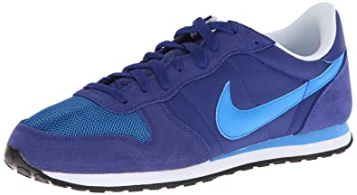 sale retailer 16cfc f03ae Nike Genicco, Baskets Mode Homme - Multicolore (Royal BlueBlueWhite)