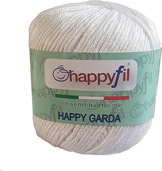 Miss Tricot Filati ovillos de algodón y Viscosa para Ganchillo 10 ...