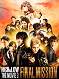 HiGH & LOW THE MOVIE3~FINAL MISSION~(Blu-ray Disc)