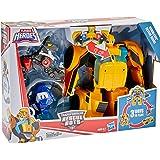 "Playskool Heroes - 10"" Transformers Bumblebee Rescue Guard - Rescue Bots"