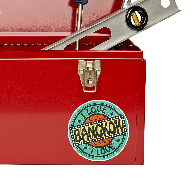 2 x 10cm Route 66 Vinyl Sticker Laptop Car Bike Travel Luggage USA America #6031