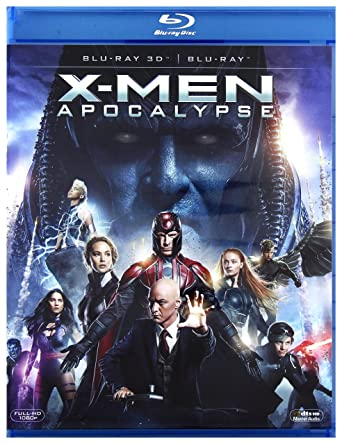 X-Men: Apocalypse Blu-Ray 3D Region B IMPORT No hay versión ...