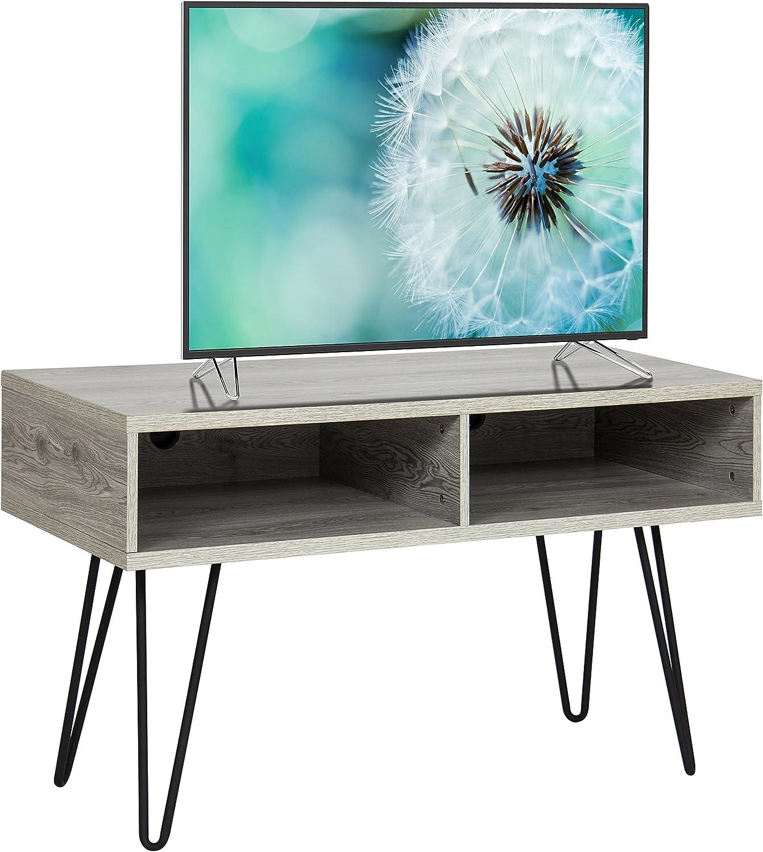 Best Choice Products Entertainment - Soporte para televisor (42 pulgadas, con patas de metal): Amazon.es: Hogar