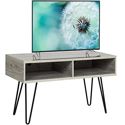 Amazoncom Best Choice Products 42in Home Entertainment Hardwood Tv