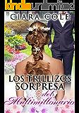 Los trillizos sorpresa del multimillonario (Spanish Edition)